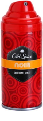 Old Spice Noir Deo-Spray für Herren 1