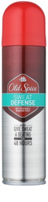Old Spice Sweat Defense deodorant Spray para homens