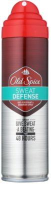 Old Spice Sweat Defense deodorant Spray para homens 1