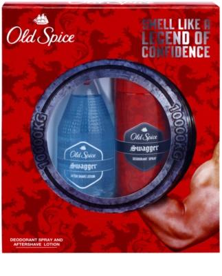 Old Spice Swagger coffret presente