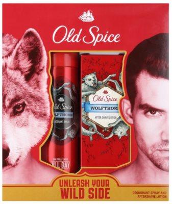 Old Spice Wolfthorn ajándékszett