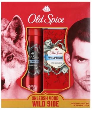Old Spice Wolfthorn подарунковий набір