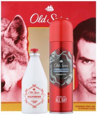 Old Spice Wolfthorn ajándékszett 1