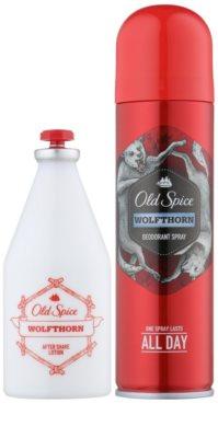 Old Spice Wolfthorn ajándékszett 2