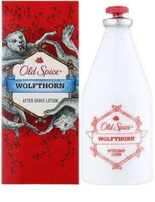 Old Spice Wolfthorn тонік після гоління для чоловіків