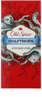 Old Spice Wolfthorn After Shave für Herren 1
