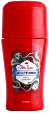 Old Spice Wolfthorn deodorant Roll-on para homens