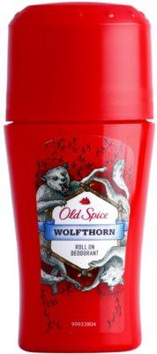 Old Spice Wolfthorn desodorante roll-on para hombre