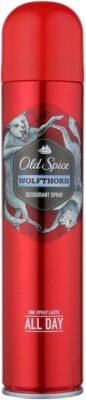 Old Spice Wolfthorn desodorante en spray para hombre