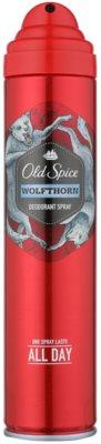 Old Spice Wolfthorn deospray pro muže 1