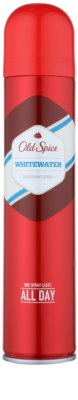 Old Spice Whitewater deodorant Spray para homens