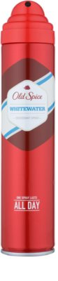 Old Spice Whitewater deodorant Spray para homens 1