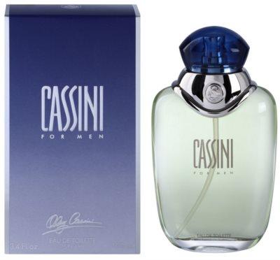 Oleg Cassini Pour Homme тоалетна вода за мъже