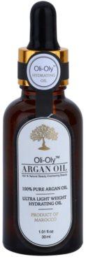 Oli-Oly Argan Oil arganový olej s regeneračním účinkem
