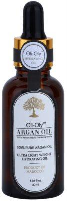 Oli-Oly Argan Oil óleo de argan com efeito regenerador