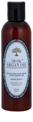 Oli-Oly Argan Oil Máscara hidratante para o cabelo