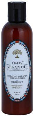Oli-Oly Argan Oil maska nawilżająca do włosów