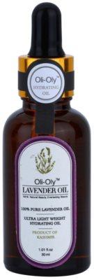 Oli-Oly Lavender Oil óleo hidratante