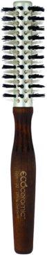 Olivia Garden Eco Ceramic Firm Bristle Thermal Collection escova de cabelo
