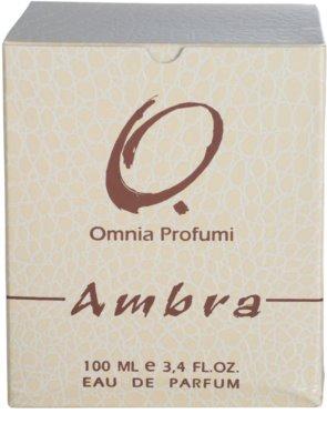 Omnia Profumo Ambra eau de parfum nőknek 9