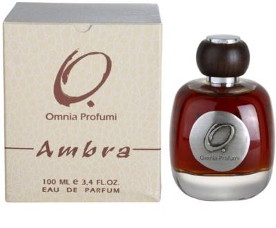 Omnia Profumo Ambra eau de parfum nőknek 8