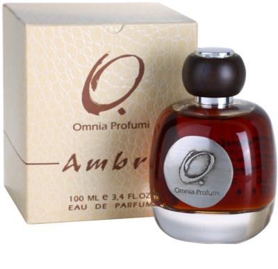 Omnia Profumo Ambra eau de parfum nőknek 7