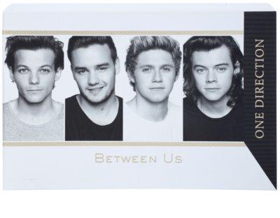 One Direction Between Us подаръчен комплект 1