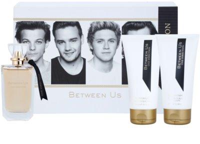 One Direction Between Us подаръчен комплект