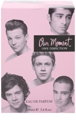 One Direction Our Moment eau de parfum para mujer 4