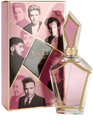 One Direction You and I eau de parfum para mujer 1