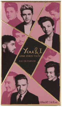 One Direction You and I eau de parfum para mujer 4