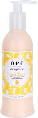 OPI Avojuice feuchtigkeitsspendende Milch für zarte Haut