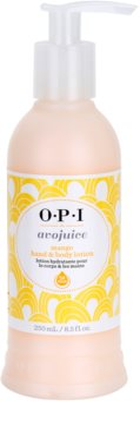 OPI Avojuice hidratáló tej