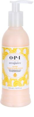 OPI Avojuice пом'якшуюче та зволожуюче молочко