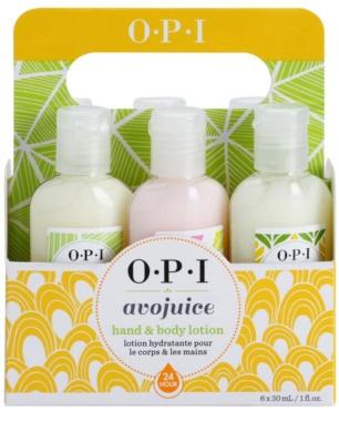 OPI Avojuice set cosmetice I. 2