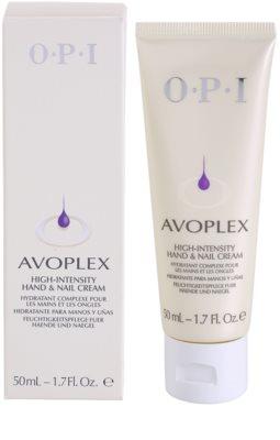 OPI Avoplex интензивен крем на ръцете, ноктите и кожичките 1
