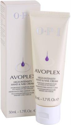OPI Avoplex интензивен крем на ръцете, ноктите и кожичките 2