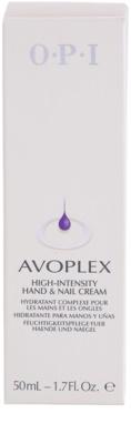 OPI Avoplex интензивен крем на ръцете, ноктите и кожичките 4