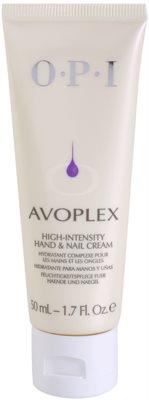 OPI Avoplex интензивен крем на ръцете, ноктите и кожичките