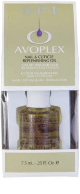 OPI Avoplex nährendes Öl für die Nägel mit einer Pipette 2