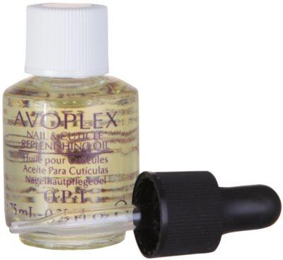 OPI Avoplex óleo nutritivo de unhas com pipeta