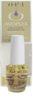 OPI Avoplex óleo nutritivo  para unhas 1