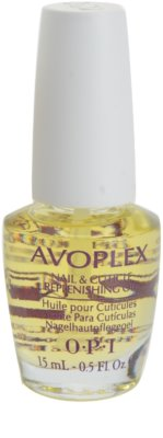 OPI Avoplex hranilno olje za nohte