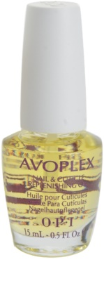 OPI Avoplex óleo nutritivo  para unhas