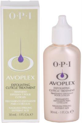 OPI Avoplex tekutý odstraňovač kutikuly kolem nehtů 1