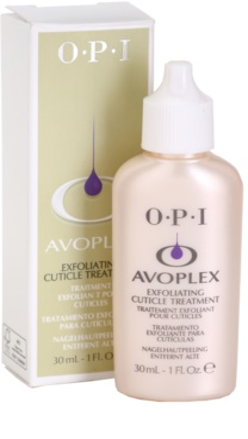 OPI Avoplex tekutý odstraňovač kutikuly kolem nehtů 2