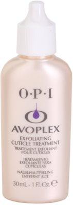 OPI Avoplex flüssiger Nagelhautentferner rund um die Fingernägel