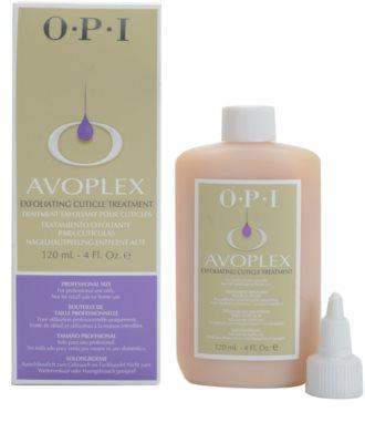 OPI Avoplex peeling pentru indepartarea cuticulelor moarte 1