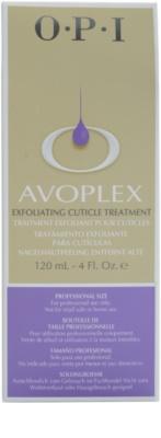 OPI Avoplex peeling pentru indepartarea cuticulelor moarte 2