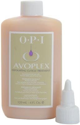 OPI Avoplex exfoliante para eliminar la piel muerta de alrededor de la cutícula